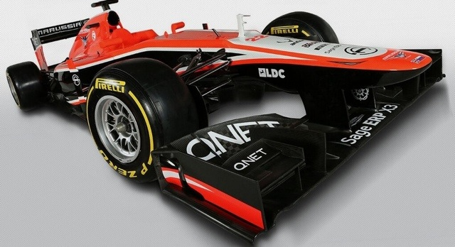 Marussia has revealed its 2013 Formula One World Championship, the MR02, in Jerez ahead of the first pre-season test. The Anglo-Russian outfit's car is the first designed by its new...