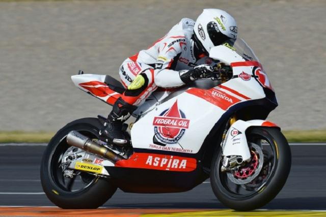 Doni Tata Pradita - Photo Credit: Gresini Racing