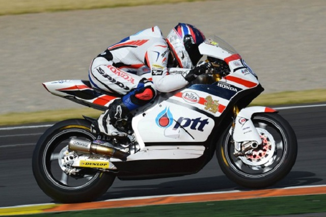 Ratthapark Wilairot - Photo Credit: Gresini Racing