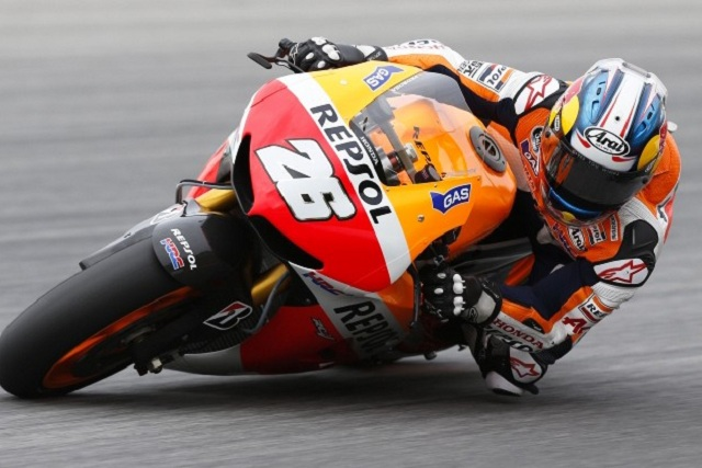 Dani Pedrosa - Photo Credit: MotoGP.com