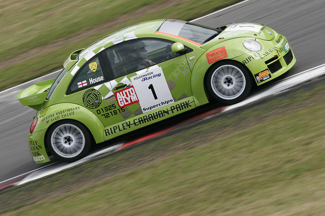 House successfully defended his title in 2005 before departing for the Clio Cup (Photo Credit: imagevaults)