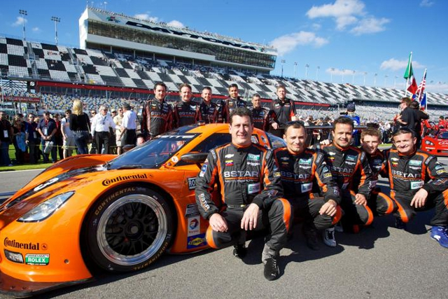 8Star Motorsports began their racing live at the Rolex 24 at Daytona (Photo Credit: 8Star Motorsports)