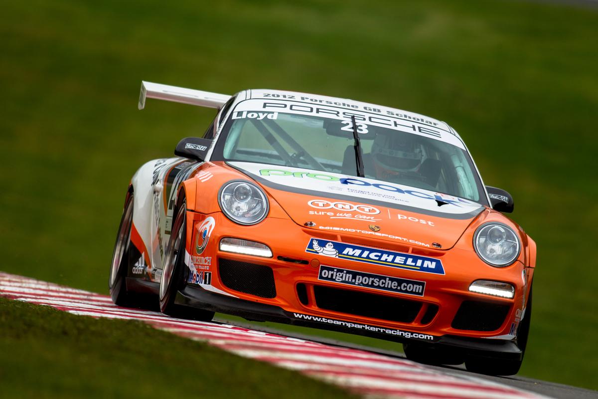 Daniel Lloyd - Porsche GB