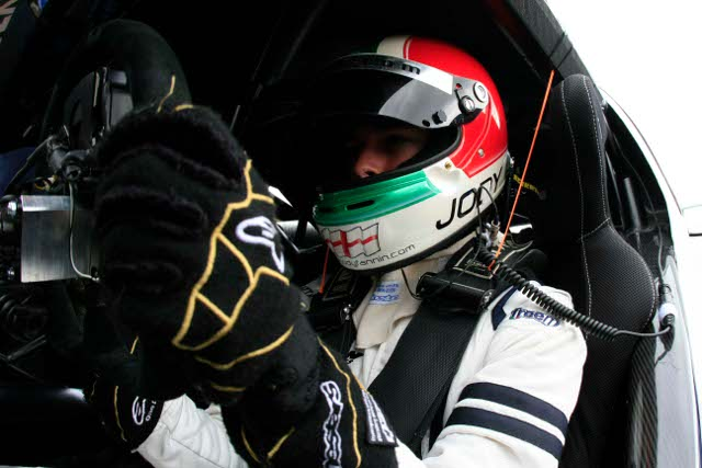 Fannin romped to the British GT4 title in 2012 (Photo Credit: Jakob Ebrey)