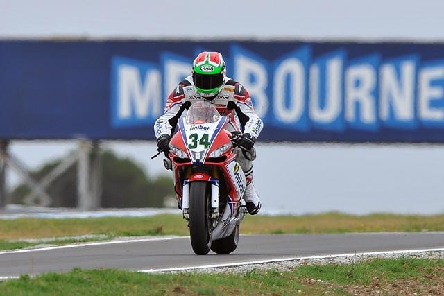 Davide Giugliano - Photo Credit: Althea Racing