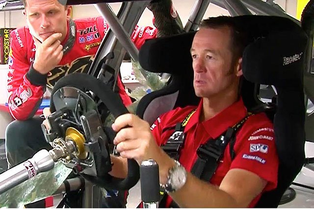 Greg-Murphy-behind-the-wheel-of-the-new-Commodore-VF