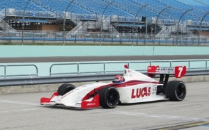 Hawksworth Was On The Pace During His First Indy Lights Run