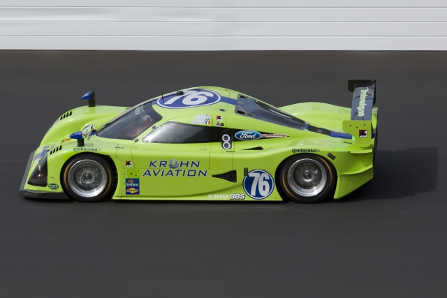 Krohn Racing have pulled their Daytona Prototype out of mothballs for the event (Photo Credit: Krohn Racing)
