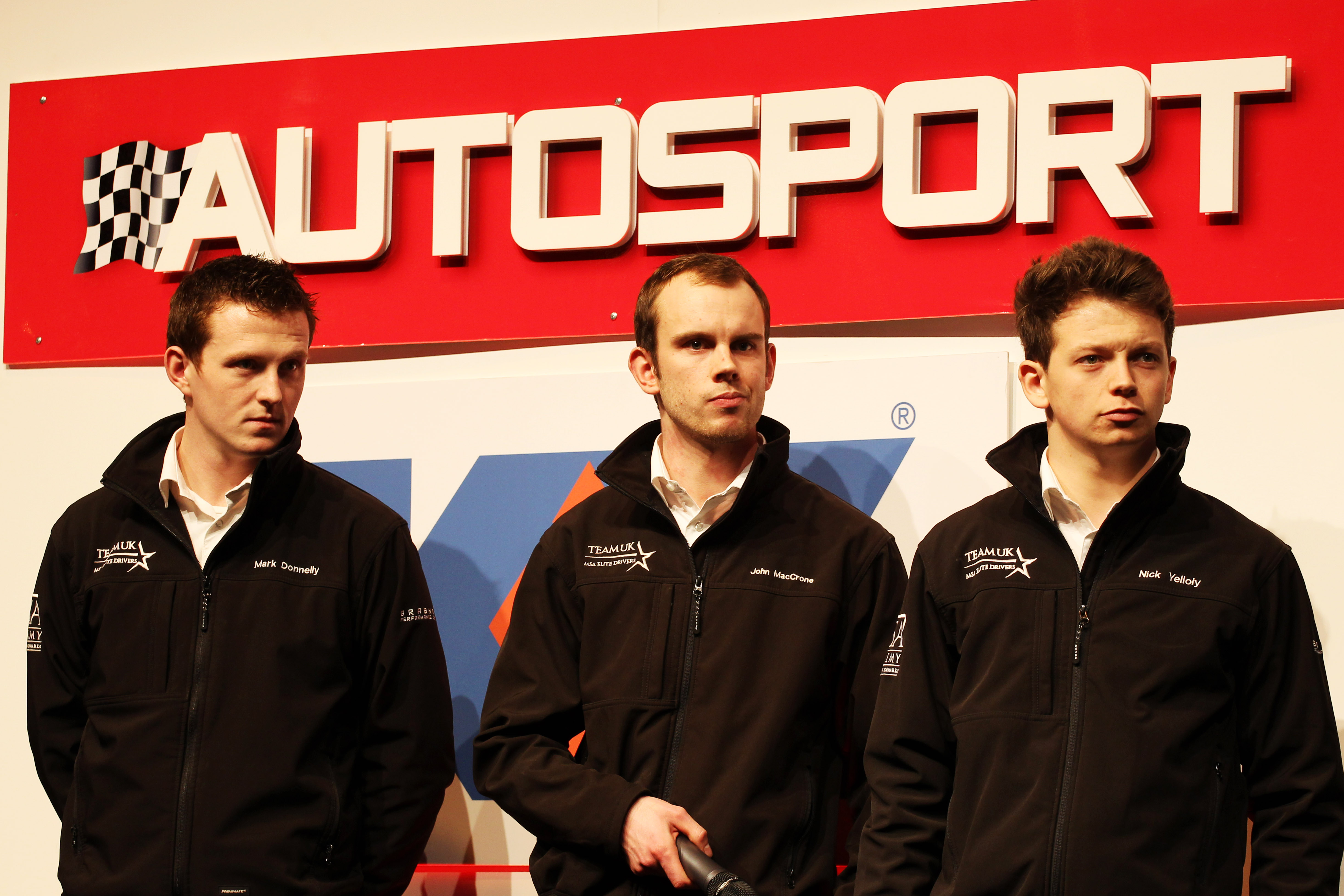 Motor Racing - Autosport International - Friday - NEC, Birmingham, England