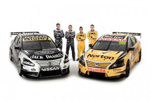 Nissan Motorsport team
