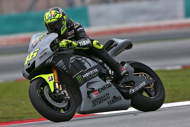 Valentino Rossi - Photo Credit: MotoGP.com