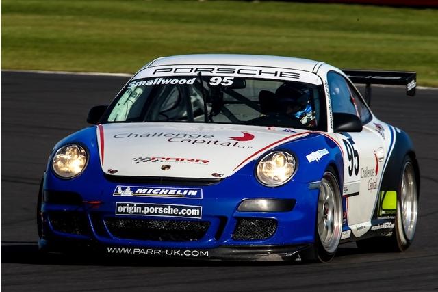 Pete Smallwood (Photo Credit: Porsche)