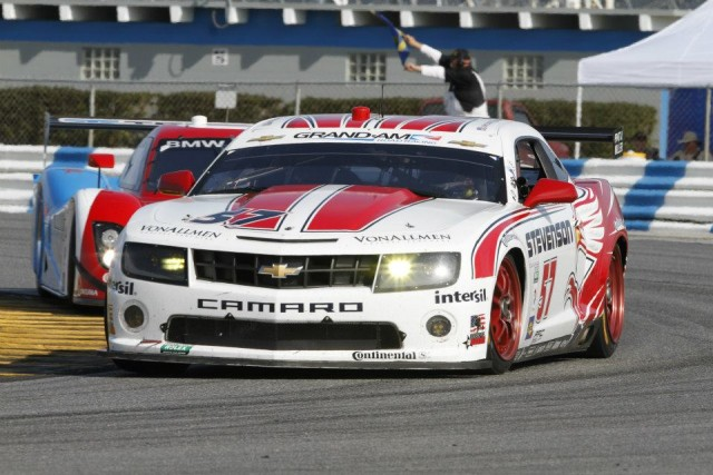 (Photo Credit: Stevenson Motorsports)