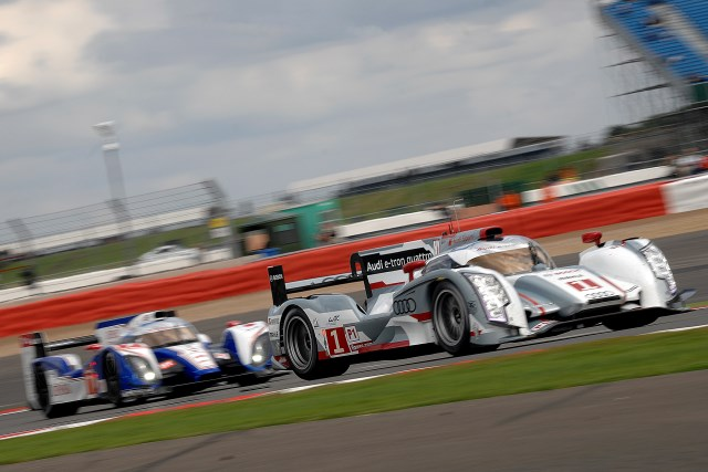 Audi and Toyota each have two cars on the 2013 entry list (Photo Credit: Chris Gurton Photography)