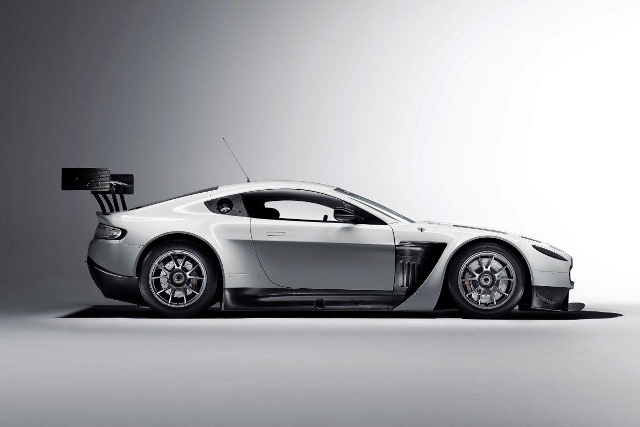 The GT3 Vantage scored 18 victories in its first year of competition (Photo Credit: Aston Martin Racing)