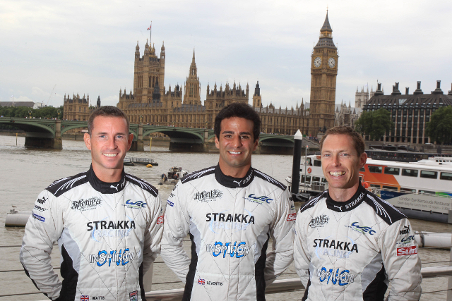The first round of the 2013 WEC season will keep the Strakka Racing team on home soil (Photo Credit: Jakob Ebrey Photography)