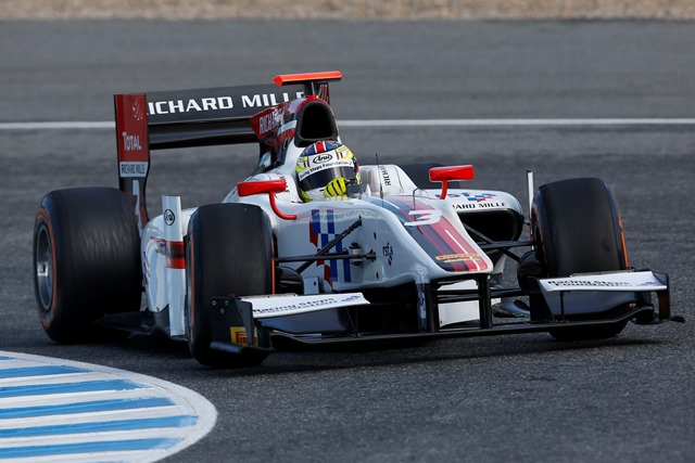 James Calado - Photo Credit: Alastair Staley/GP2 Series Media Service