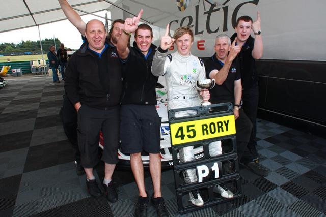 Butcher was twice a race winner for Celtic Speed in 2012 (Photo Credit: Porsche)