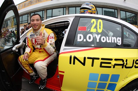 Darryl O'Young - Photo Credit: FIA WTCC