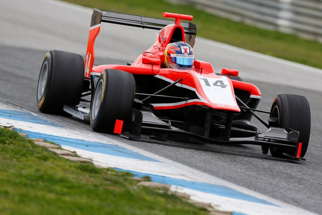 Tio Ellinas - Photo Credit: Alastair Staley/GP3 Series Media Service