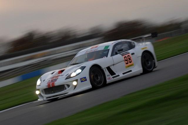 Fauldsport entered a G55 at the BEC finale last season (Photo Credit: Chris Gurton Photography)