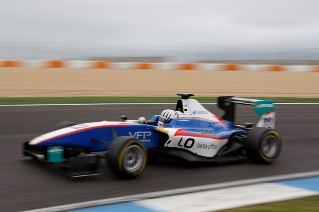 Alex Fontana - Photo Credit: Alastair Staley/GP3 Media Service