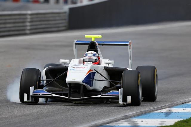 David Fumanelli - Photo Credit: Alastair Staley/GP3 Series Media Service