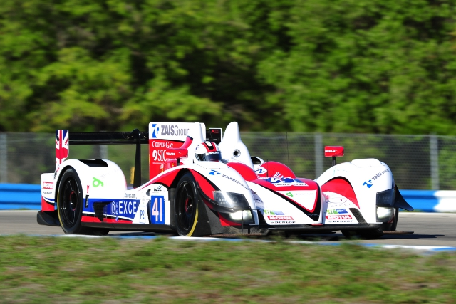 Greaves Motorsport will return to America after race at Petit Le Mans at the end of last season (Photo Credit: Jean Michel le Meur/DPPI)