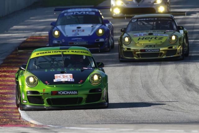 The new team will enter two cars into the allPorsche GTC class of the ALMS (Photo Credit: Porsche North America)