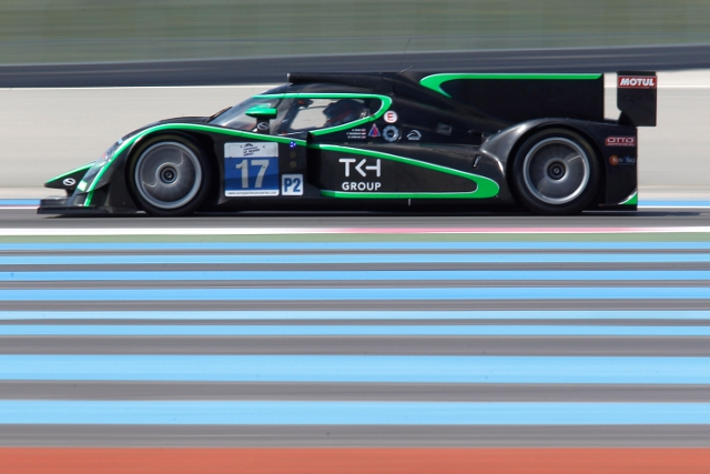 The team was formed from the merging of HVM Racing and Status Grand Prix - pictured here last year (Photo Credit: European Le Mans Series)