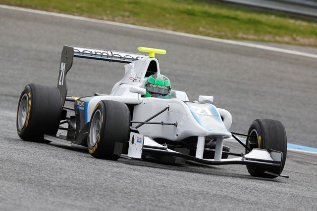 Roberto La Rocca - Photo Credit: Alastair Staley/GP3 Series Media Service