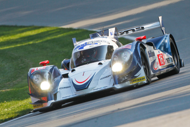 Leitzinger's return begins Dyson Racing's 30th year in professional racing (Photo Credit: Regis Lefebure)