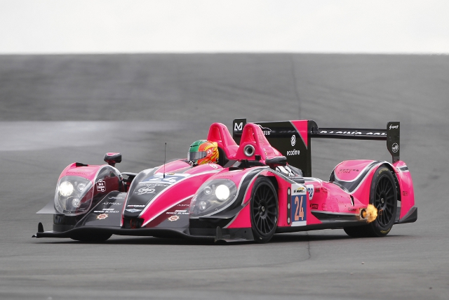 OAK Racing will concentrate solely on LMP2 entries this season in the WEC and AsLMS (Photo Credit: Frederic le Floc'h)