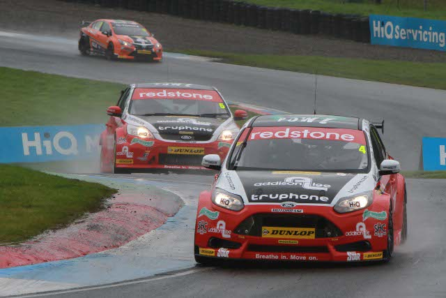 Smith will join Jackson in an NGTC Ford Focus (Photo Credit: btcc.net)
