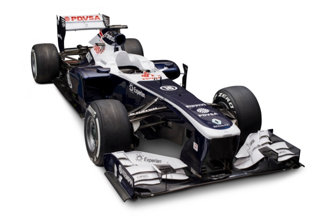 Williams' 2013 challenger includes a number of radical features (Photo Credit: Williams F1)
