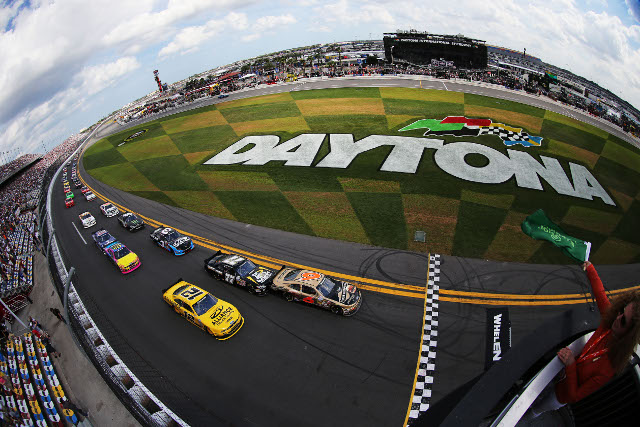 DRIVE4COPD 300, Daytona International Speedway (Photo Credit: Jared C. Tilton/Getty Images)