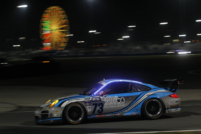Park Place Motorsports will field a trio of cars on the Rolex Series first race at the COTA (Photo Credit: Porsche North America)