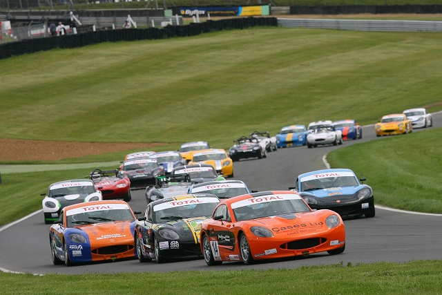 Championship organisers are promising large grids for the newly renamed series (Photo Credit: Jakob Ebrey Photography)