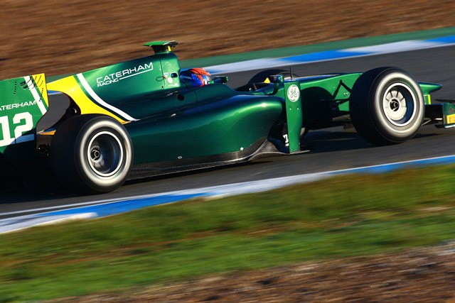 Alexander Rossi - Photo Credit: Malcolm Griffiths/GP2 Series Media Service