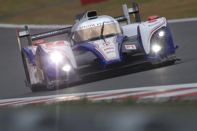 The Toyota squad enjoyed a dominant end to the 2012 season (Photo Credit: Toyota Hybrid Racing)