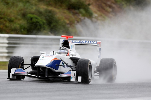 Giovanni Venturini - Photo Credit: Alastair Staley/GP3 Series Media Service