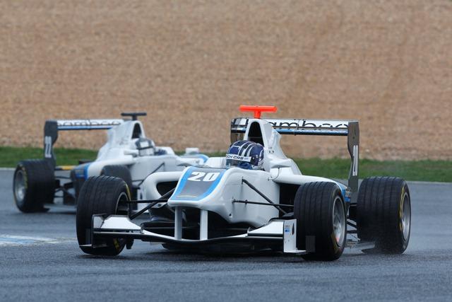Lewis Williamson - Photo Credit: Alastair Staley/GP3 Series Media Service
