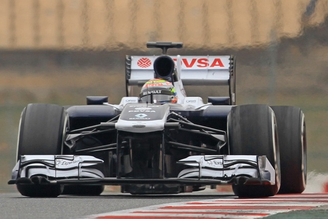 Pastor Maldonado - Photo Credit: OctanePhotos.co.uk
