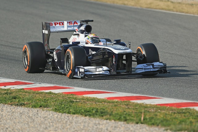 Pastor Maldonado believes the new Williams FW35 will enable him to be competitive this season after being impressed with it in pre-season testing