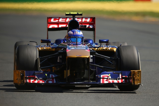 Toro Rosso drivers Daniel Ricciardo and Jean-Eric Vergne both admit the team need to find more pace if they are to avoid Q1 elimination tomorrow in Australia