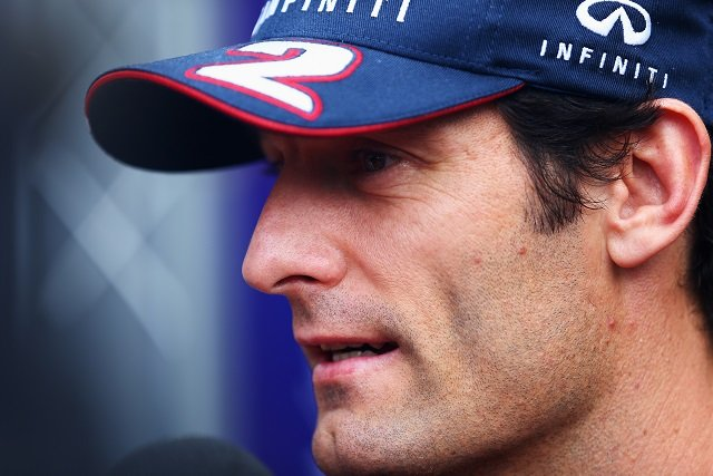 Mark Webber - Photo Credit: Paul Gilham/Getty Images