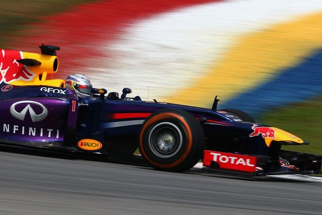 Sebastian Vettel - Photo Credit: Clive Mason/Getty Images