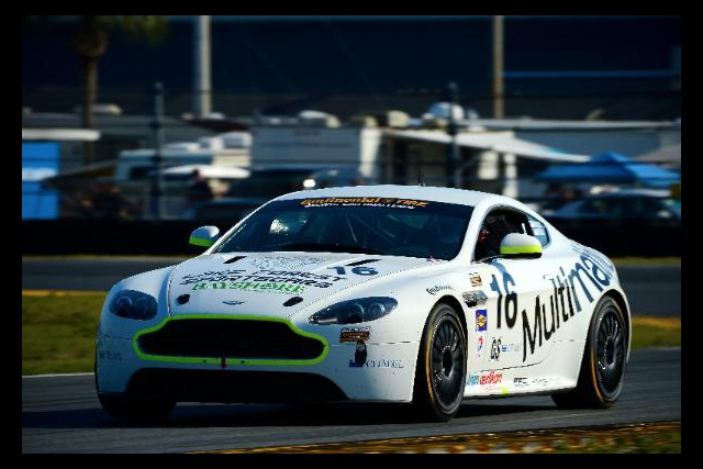 Multimatic Motorsport Aston Martin VantageMultimatic Motorsport Aston Martin Vantage at Daytona at Daytona