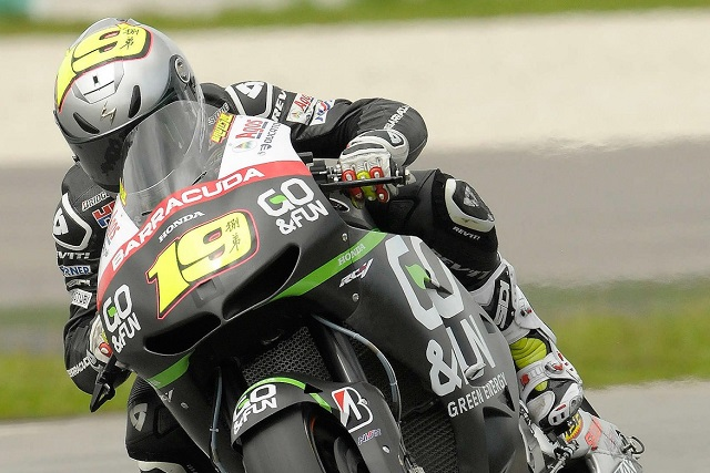 Alvaro Bautista was delighted after finishing a strong week for Go & Fun Honda Gresini with the fifth fastest time on Thursday at Sepang
