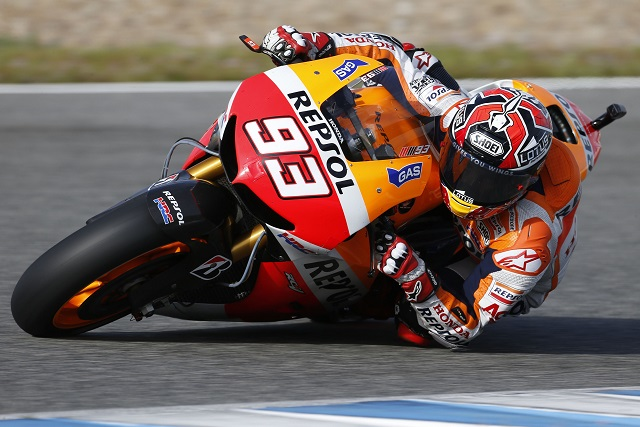 """Marquez: Testing Performance """"Better Than Expected"""" - The Checkered Flag"""